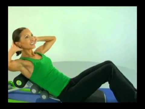 Total Core Abdominal ABS Exercise Machine