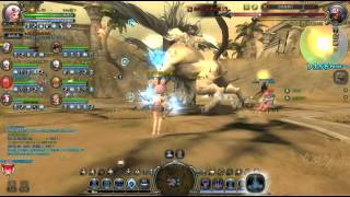 Desert Dragon Nest - 8-Man Clear Storm Observatory without Death