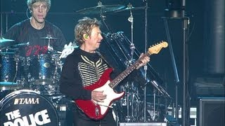 The Police - Every Breath You Take 2008 Live Video HD YouTube Videos