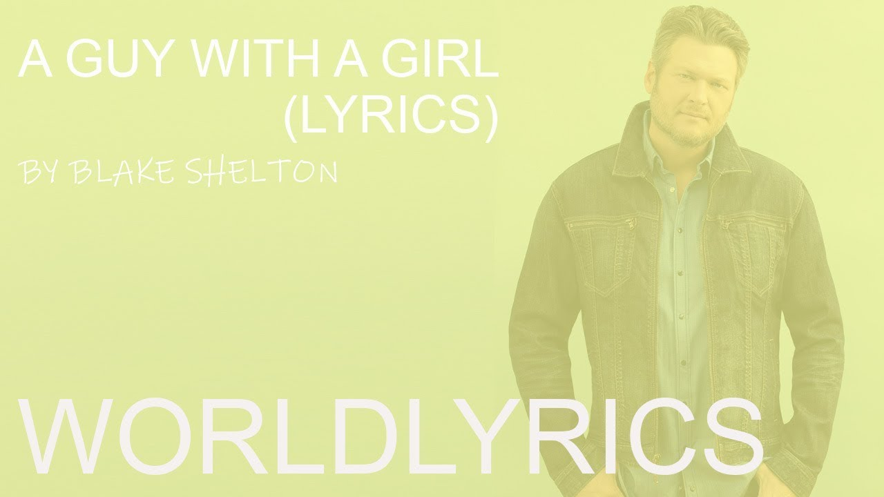 Guy country songs