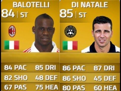 FIFA 14 FIGHT/REVIEW | BALOTELLI VS DI NATALE | WHO IS THE ...