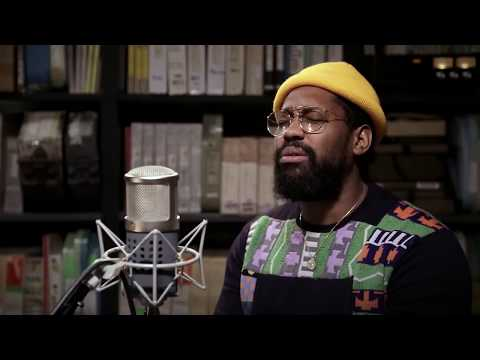 PJ Morton - First Began - 12/13/2017 - Paste Studios - New York - NY