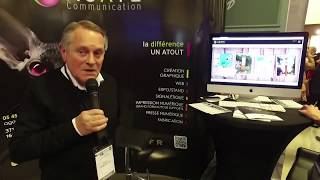 AGATE COMMUNICATION, votre site internet un puissant outil de communication / Connect Street Charente / 2017