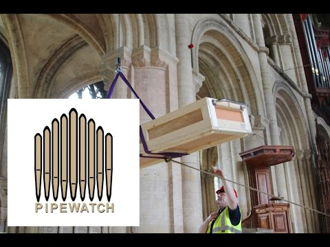 Pipewatch 3: Meet the Organ Builders