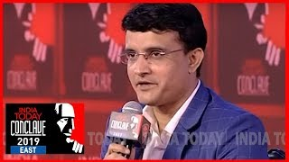 Dadagiri: Taking Guard For A New Innings | Sourav Ganguly Exclusive At #ConclaveEast19