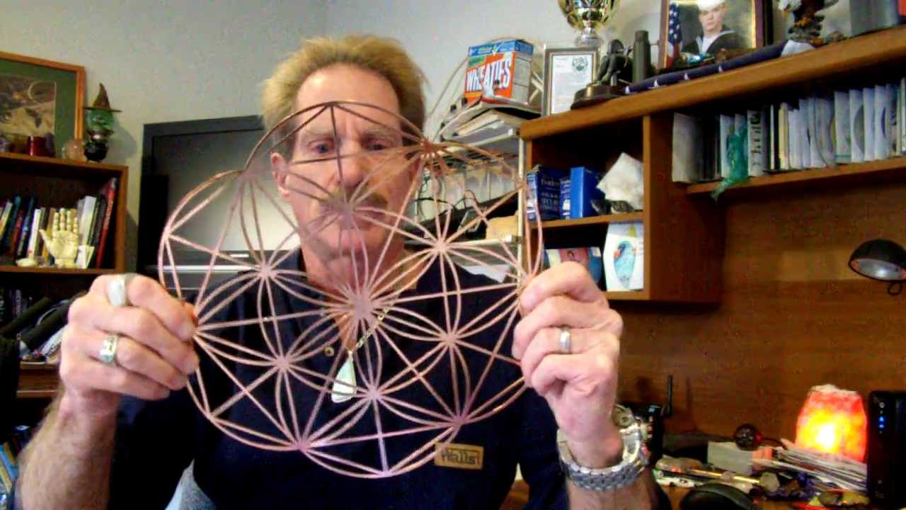 Copper Crystal Grid Template Youtube