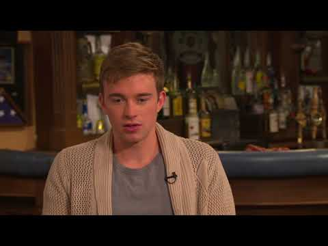 Days Of Our Lives - Double Wedding || Chandler Massey Interview || SocialNews.XYZ