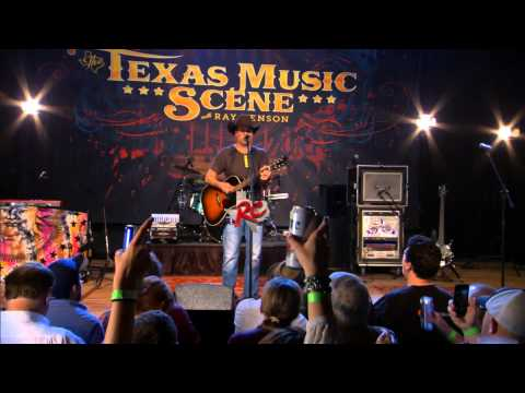 "Roger Creager Performs ""River Song"" on The Texas Music Scene"