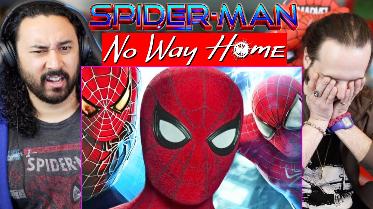 Spider-Man No Way Home Trailer Update - Where is it? REACTION!!