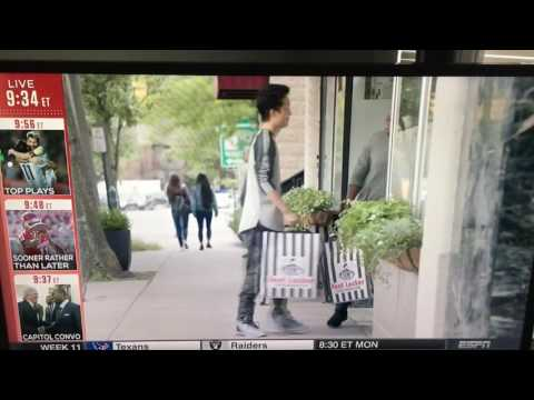 Patriots Tom Brady Deflategate commercial footlocker