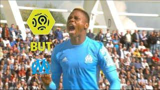 But Clinton NJIE (53') / Amiens SC - Olympique de Marseille (0-2)  / 2017-18