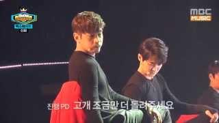 쇼챔피언 - episode-138 Shinhwa Back Stage