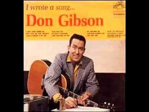 Don Gibson – I Can't Stop Loving You #CountryMusic #CountryVideos #CountryLyrics https://www.countrymusicvideosonline.com/don-gibson-i-cant-stop-loving-you/ | country music videos and song lyrics  https://www.countrymusicvideosonline.com