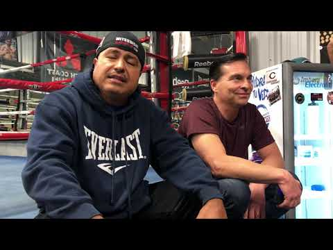 Robert Garcia on top tank offer to Danny Garcia 3 Million for Crawford
