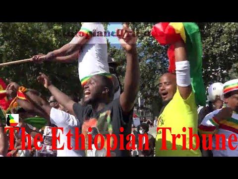 The Ethiopian Tribune 2020: Part 1 The Ethiopian London Rally 17 July 2020.