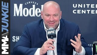 UFC 238: Dana White post-event press conference