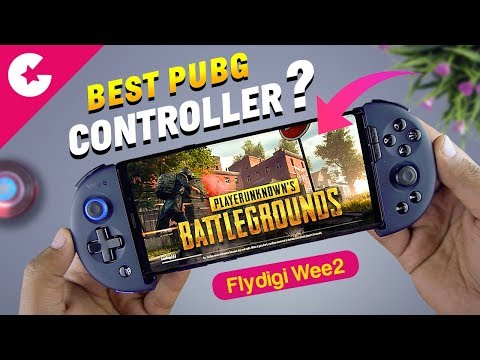 Best PUBG Mobile Controller For Android/iOS?? Flydigi Wee 2 Review!!
