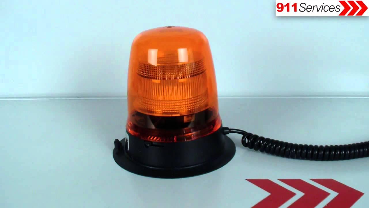 b190 led rundumleuchte mit ece r65 zulassung 911services. Black Bedroom Furniture Sets. Home Design Ideas