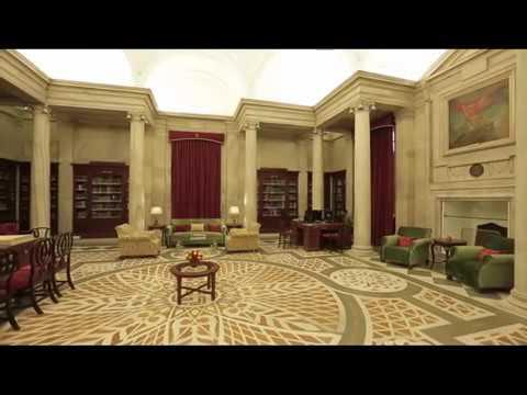 Rashtrapati Bhavan - Indian President's Estate - The world's largest presidential residence