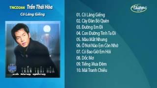 Cô Láng Giềng - Trần Thái Hòa