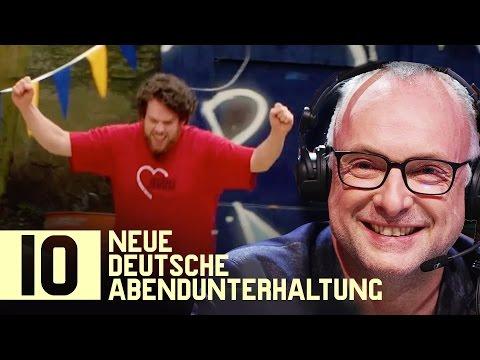 Frank Buschmann heizt den Bohnen ein | Gosling wird zu Gardé | Musik von Binyo | NDA #10