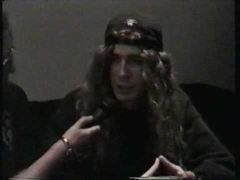 Hardline TV 1996 Cannibal Corpse Interview