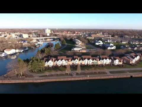 Niawanda Park Drone Video