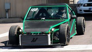 Homemade Race Car? 730hp FrankenKart!