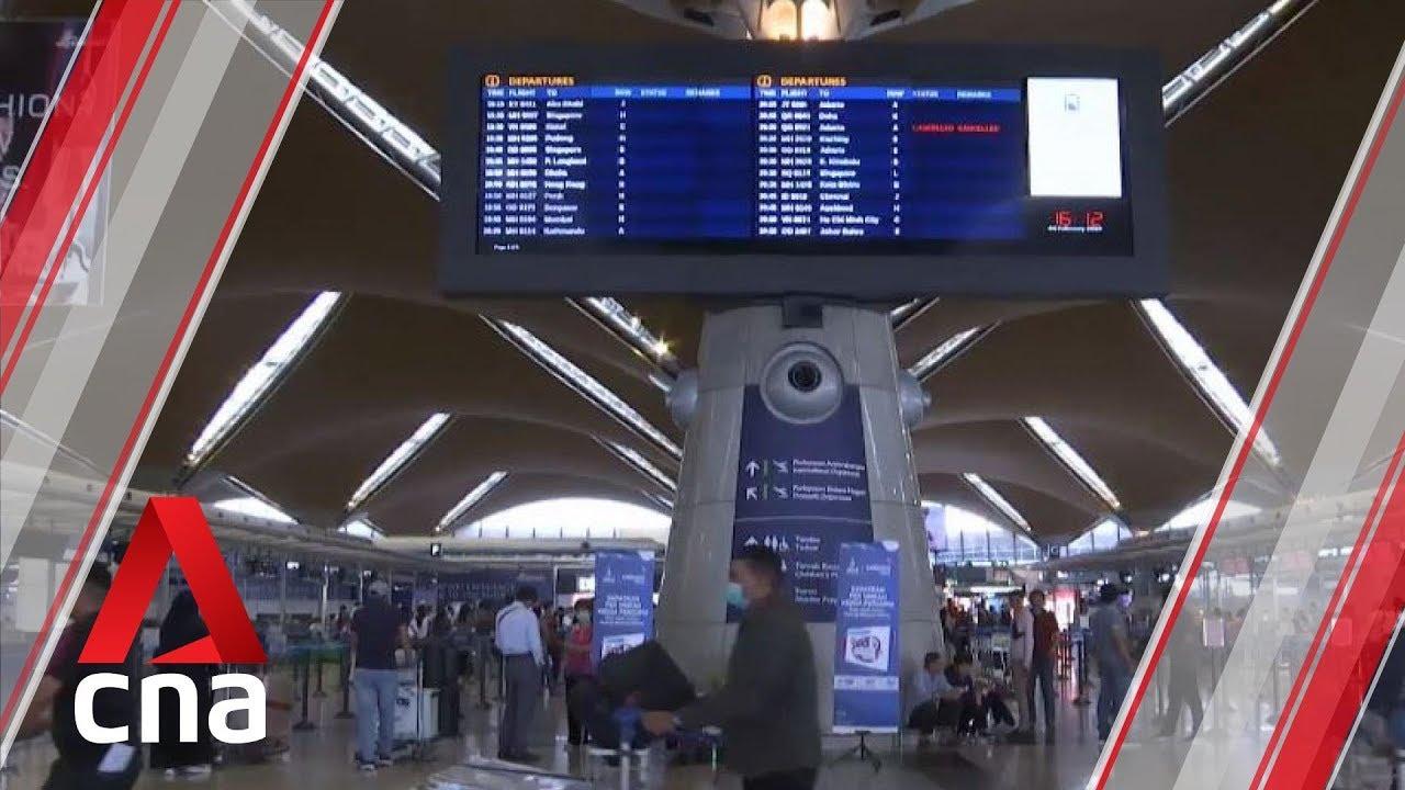 Coronavirus live updates: Flights turned around mid-air - CNN