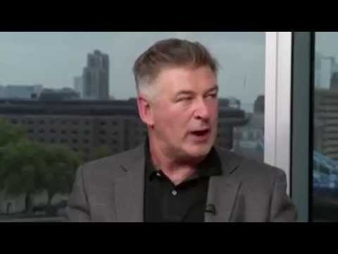 Isis terror threat with actor ALEC BALDWIN and Russell Brand