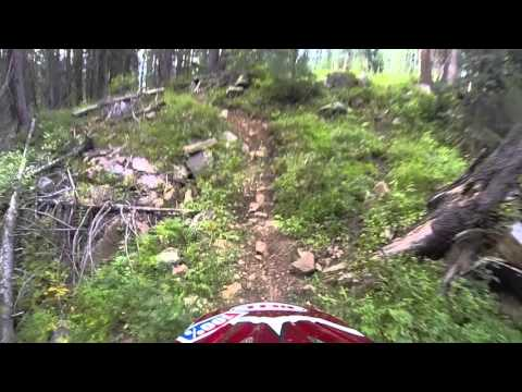 Mancos Colorado Single Track