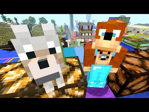 Minecraft Xbox - Droppers And Hoppers [269]