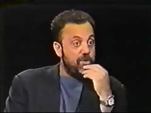 Billy Joel  Charlie Rose Interview   1993