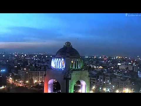 nouvel ordre mondial | UFO in Mexico - December 29, 2018