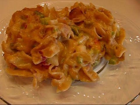 Betty's Tuna Noodle Casserole Deluxe