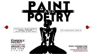 Paint And Poetry Vol. 42 recap