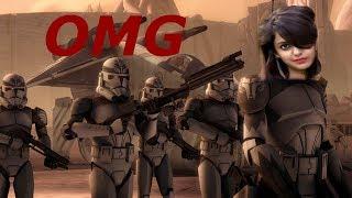 Star wars RP GIRL VOICE TROLLING!!