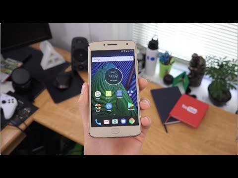 Moto G5 Plus Review: A Top Budget Phone!