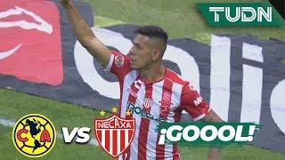 ¡Goool de Quiróga! | América 0 - 1 Necaxa | Liga Mx CL 2020 - J8 | TUDN
