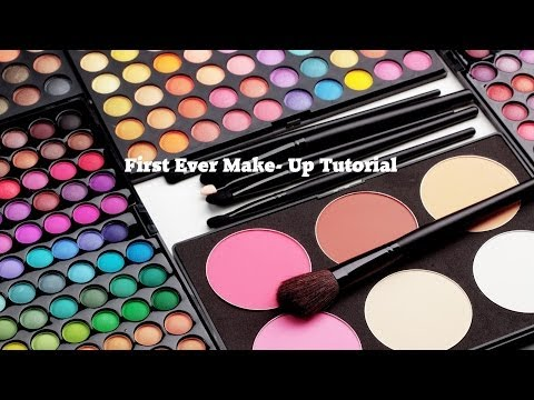 First Ever Make - Up Tutorial