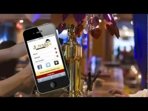 Bloomington Illinois Nightclub and Bar Mobile Website