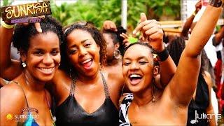 2015 Sunrise Breakfast Party - Sunnation Jamaica Carnival Series 2015