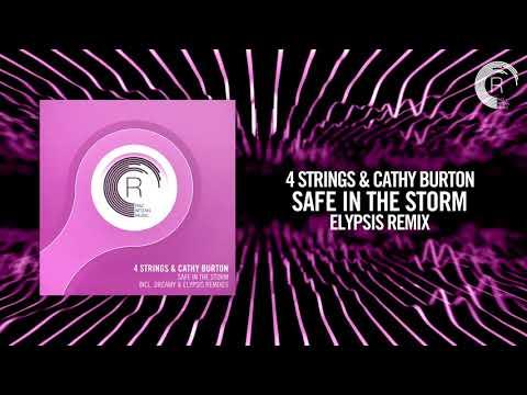 4 Strings & Cathy Burton - Safe in the Storm mp3 ke stažení