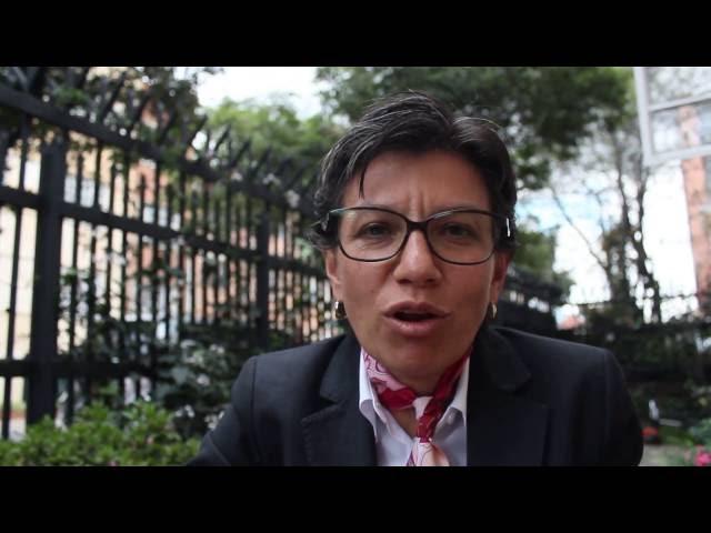 Aceptamos la derrota: Claudia López