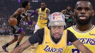 LAKERS WONT LOSE 4 GAMES BEFORE CHRISTMAS! I PROMISE YOU GUYS!! LAKERS vs KINGS