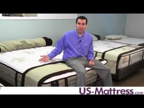Stearns & Foster Signature & Estate Mattress Collection Overview