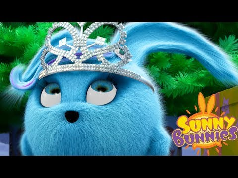 Cartoons for Children   SUNNY BUNNIES - THE CROWN   Cute Cartoons   Funny Cartoons For Children