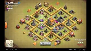 Clash of clans Guerre de clan