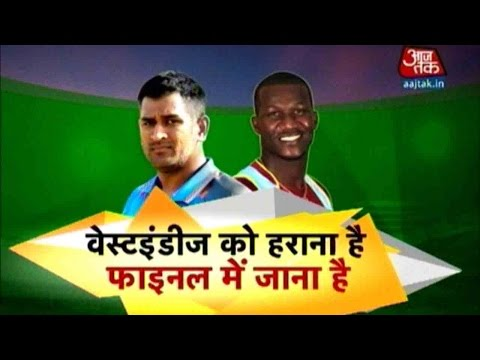 India Versus West Indies World T20 Semi-final Preview