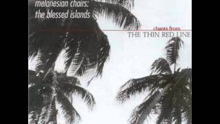 Melanesian Brotherhood - Procession chant n°1 (Thin Red Line)